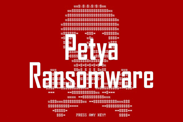 باج افزار petya