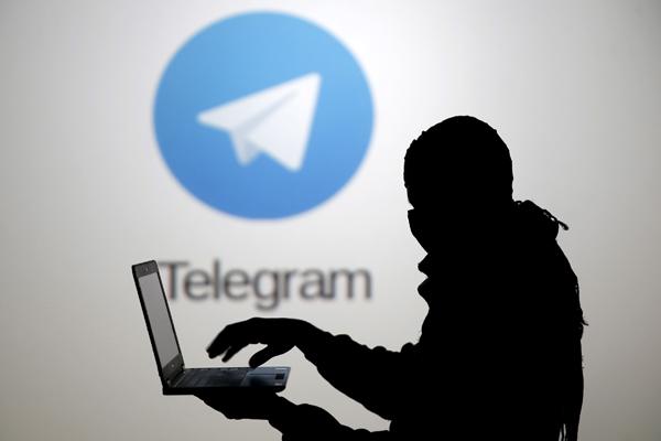 شبکه پیام رسان تلگرام تحت فشار مقامات روسیه