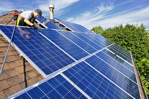 هک پنل های خورشیدی