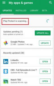 googleplay protect
