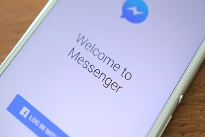 facebook scans messenger app